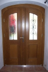 3 - Innenansicht der neuen Tür