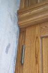 4 - Detail der neuen Kirchentür