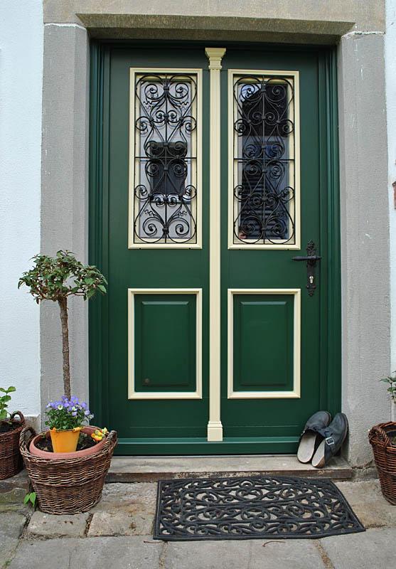 Maßgefertigte Haustüren aus Meisterhand - Individuell für Sie gefertigt