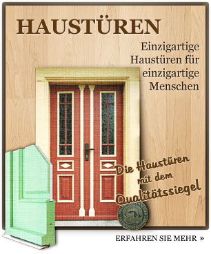 Türen, Haustüren