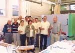 Das Team der Tischlerei Schneider