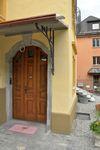 Villa in der Schweiz - Tür neu nach altem Vorbild